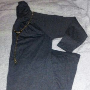 LAmade Low/High Neck Dress